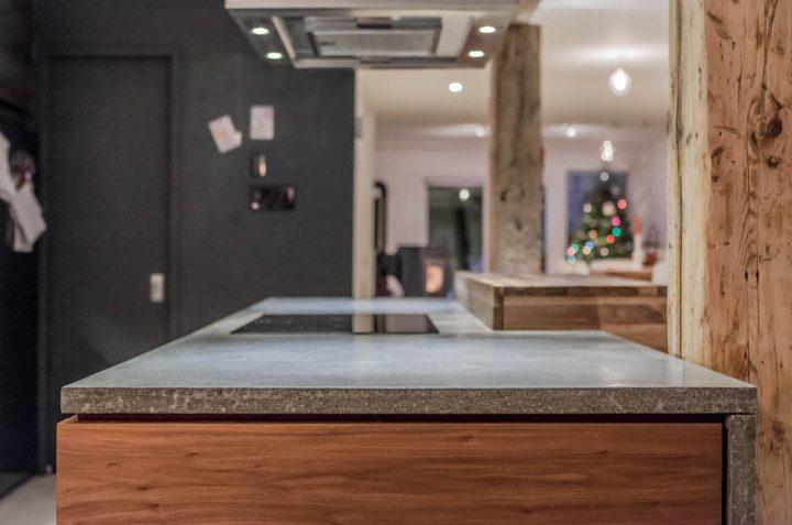 Comptoir de b ton comptoir de b ton design et d coratif - Faire un comptoir en beton ...