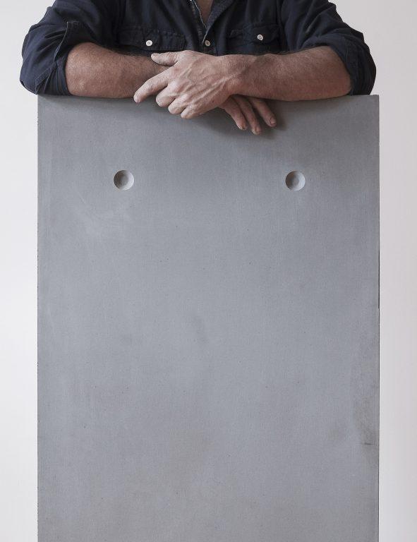 Panneau de béton 4x2