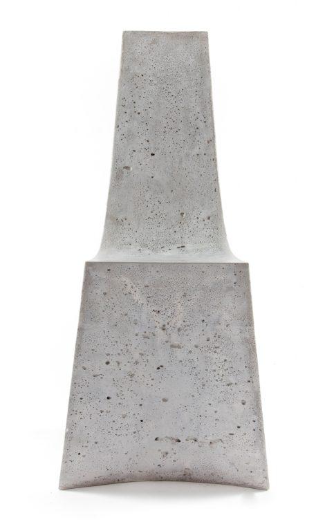 Chaise Alban en béton